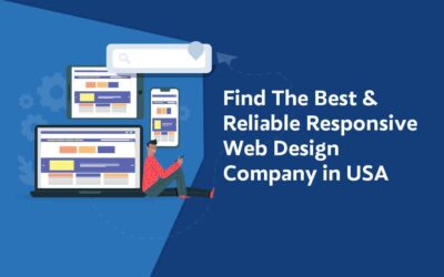 Find The Best & Reliable Responsive Web Design Company in USA