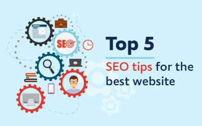 Top 5 SEO tips for the best website