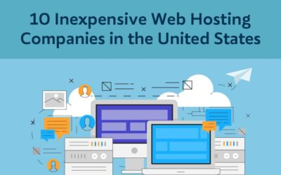 10 Inexpensive Web Hosting Companies in the United States