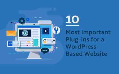 10 Most Important Plug-ins for a WordPress Based Website