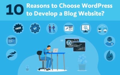 10 Reasons to Choose WordPress to Develop a Blog Website?
