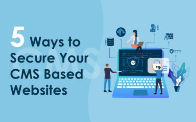 5 Ways to Secure Your CMS Based Websites