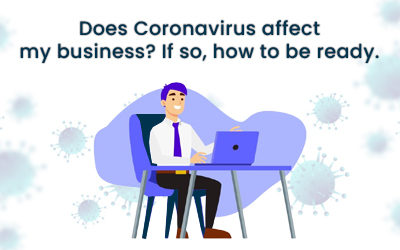 Does Coronavirus affect my business? If so, how to be ready.